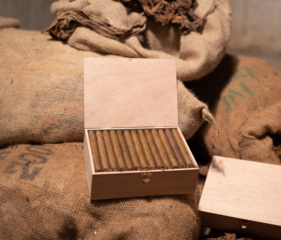 From cigar to box